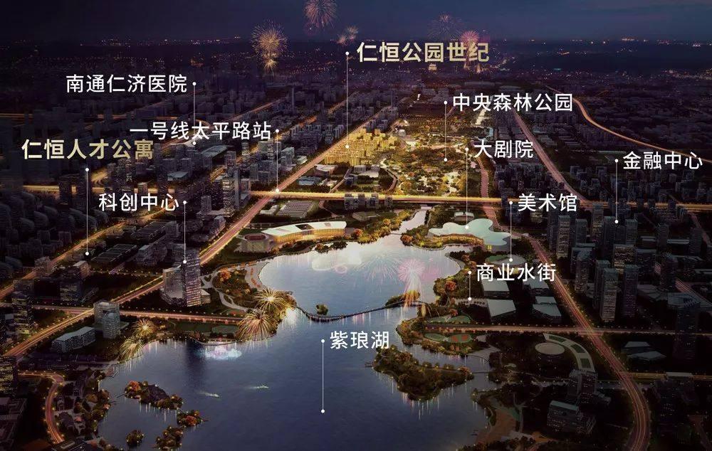 仁恒公园世纪